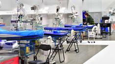 Coronavirus: Suedia anunţă instalarea unui spital de campanie în Stockholm