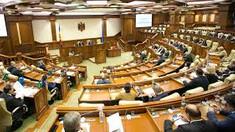 Deputații se vor întruni în ședință plenară la care premierul Ion Chicu va prezenta proiectul de măsuri de sprijin în contextul stării de urgență