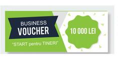 Tinerii pot obţine business-vouchere pentru dezvoltarea afacerii