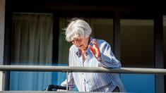 O olandeză s-a îmbolnăvit de COVID-19 a doua zi după împlinirea vârstei de 107 ani și a supraviețuit