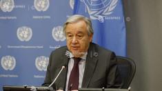 Coronavirus: Această criză este cea mai gravă de la al Doilea Război Mondial, avertizează Antonio Guterres
