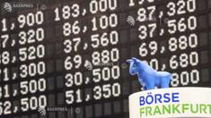 Bursele europene, în creştere pe fondul încetinirii deceselor din cauza coronavirusului