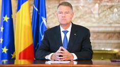 Ziua Justiției în România: Klaus Iohannis: Toleranța zero față de orice act de corupție va produce schimbări benefice la nivelul întregii societăți