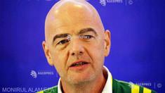 Coronavirus: FIFA creează un fond de urgenţă pentru combaterea crizei fotbalului