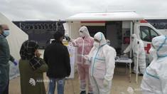 Coronavirus: Grecia a plasat în carantină a doua tabără de migranţi
