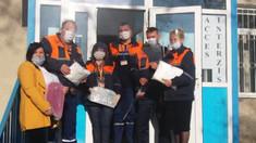 Primele ajutoare din Fondul Solidarității lansat de PAS au fost livrate spitalelor din țară