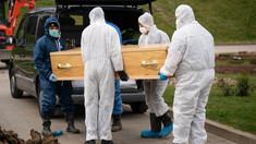 Numărul deceselor din cauza coronavirusului crește din nou în Italia, dar scade numărul de cazuri noi