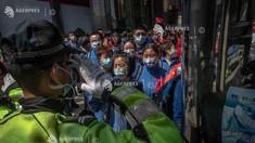 Coronavirus: Niciun nou deces în China pentru prima oară de la debutul epidemiei