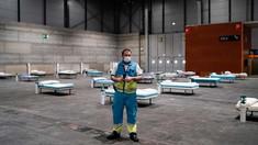 Numărul deceselor din cauza COVID-19 scade în Spania, pentru a doua zi consecutiv