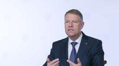 VIDEO | Președintele României anunţă că va fi prelungită cu încă o lună starea de urgenţă