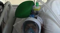 Din cauza lipsurilor, medicii francezi inventează și se adaptează: echipamente pentru scufundări, transformate în ventilatoare