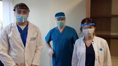 Ce spune directorul spitalului privat despre medicul radiolog, care a decedat azi din cauza virsului COVID-19 (TV8)