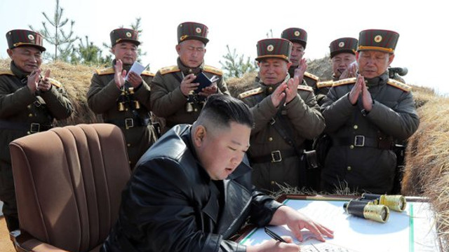 Kim Jong Un susține că a inventat