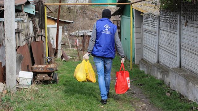 GALERIE FOTO   Misiunea Socială Diaconia a Mitropoliei Basarabiei lansează o platformă de sprijin pe timp de pandemie