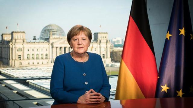 Angela Merkel: Aplicarea Acordurilor de la Minsk nu va autoriza anularea sancțiunilor împotriva Rusiei