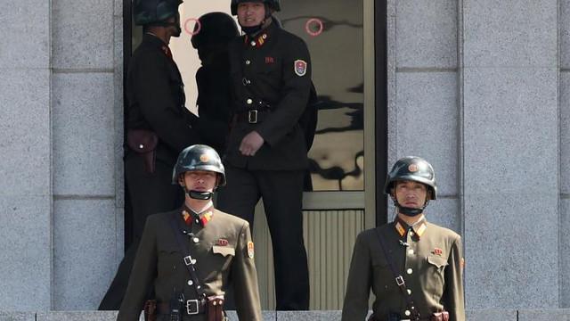 Un fugar nord-coreean împușcat în timp ce încerca să treacă în China a fost testat pozitiv de COVID-19