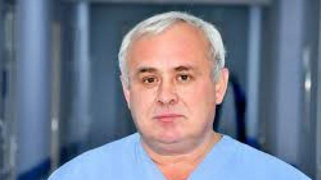 Oleg Crudu a fost desemnat director al Centrului Covid-19 Chișinău