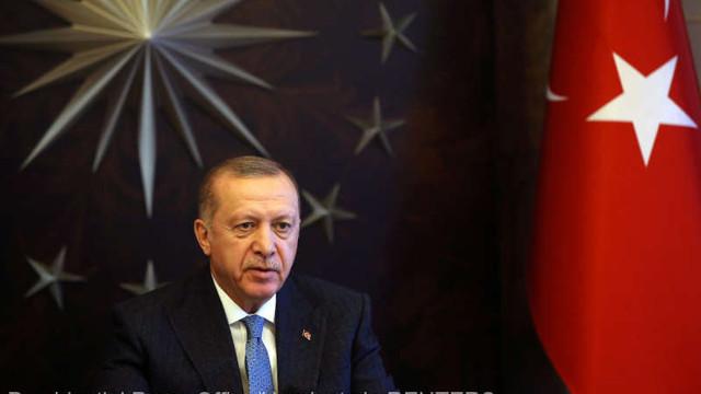 Erdogan a transformat în moschee încă o biserică bizantină