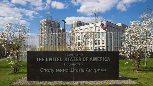 Ambasada SUA la Kiev: Solicităm Rusiei să elibereze imediat toți prizonierii politici ucraineni și să părăsească Ucraina