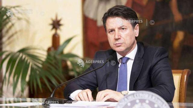 Coronavirus: Un membru al escortei premierului italian a decedat