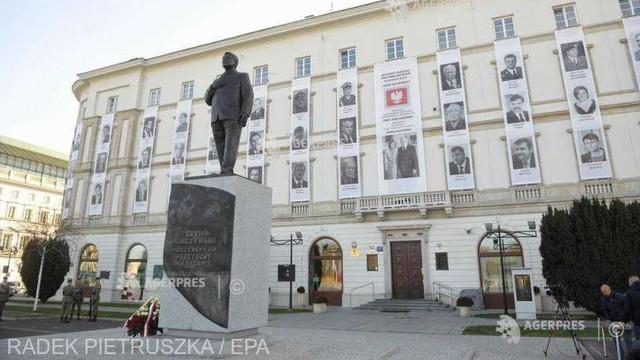 Polonia comemorează 10 ani de la tragedia aviatică de la Smolensk