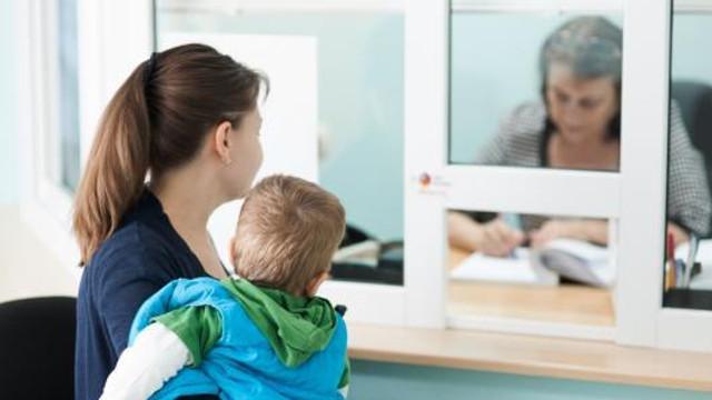 CNAS: Doar pe 7 și 8 aprilie, la anumite ore se vor primi acte pentru stabilirea indemnizației de maternitate