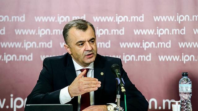 Premierul Ion Chicu îi amenință cu sancțiuni pe cei care nu își cumpără polița de asigurare medicală