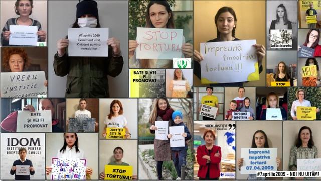 Amnesty International Moldova    7 aprilie 2009 – dosar eșuat!