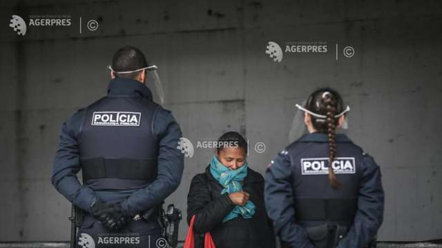 Coronavirus: Portugalia se apropie de 300 de decese în timp ce crește presiunea asupra spitalelor