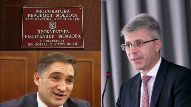 Averea oficială a șefilor celor mai importante instituții anticorupție din R.Moldova ( ZDG)