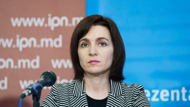 Maia Sandu, deschisă pentru o discuție cu PDM despre acordul de împrumut cu Rusia