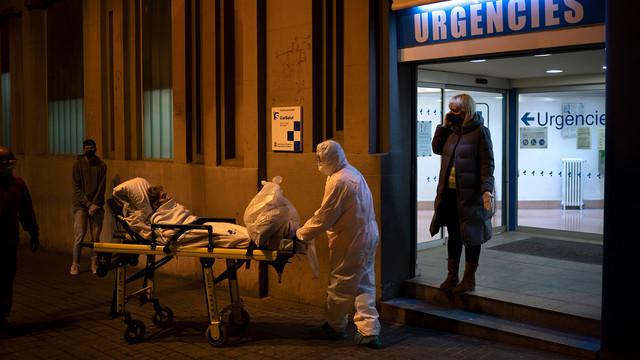 Spania și Italia au împreună peste două treimi din victimele coronavirusului în Europa
