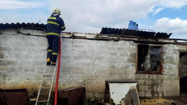 120 de pui au pierit într-un incendiu la o fermă din raionul Telenești