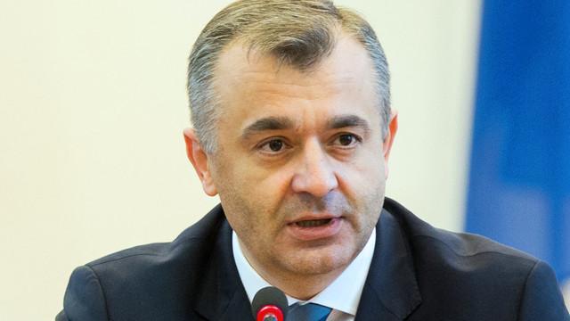 Ion Chicu: Statul va subvenționa cheltuielile angajatorilor legate de plata salariilor, iar titularii de patentă, care și-au sistat activitatea în această perioadă, vor fi scutiți de plată