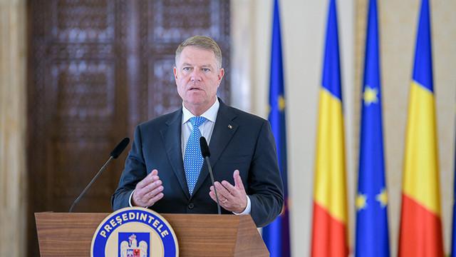 Președintele României, de Ziua Europei: Românii și-au câștigat respectul Europei prin atașamentul autentic față de valorile europene