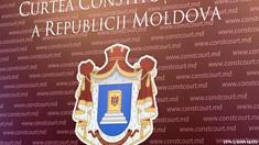 Sesizare la Curtea Constituțională privind numirea președintelui interimar al CSM