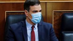 Starea de urgență, prelungită pentru a șasea oară în Spania, deși epidemia a intrat în declin în țară