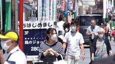 Japonia înregistrează creșteri mari ale numărului de îmbolnăviri cu COVID-19