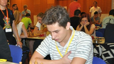 Andrei Macovei a câștigat Turneul internațional de șah rapid