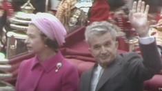 Mărturie: Regina Elisabeta a II-a s-a ascuns de Nicolae Ceaușescu într-un tufiș