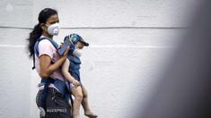 Coronavirus: Măștile, prea periculoase pentru copiii sub 2 ani (Asociația de Pediatrie japoneză)