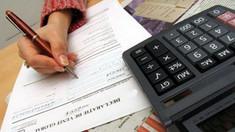 FISC anunță despre termenul limită pentru depunere a declarației privind impozitul pe venit