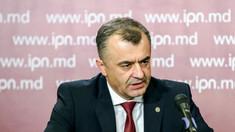 Ion Chicu: Opoziției nu îi este convenabil să demită Guvernul acum