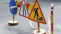 Traficul pe o stradă din centrul Capitalei este sistat până pe 19 iulie