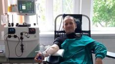Primul medic din Soroca, donator de plasmă pentru tratamentul bolnavilor de COVID-19