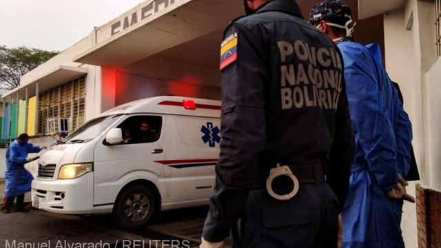 Cel puțin 46 de morți într-o revoltă într-o închisoare din Venezuela