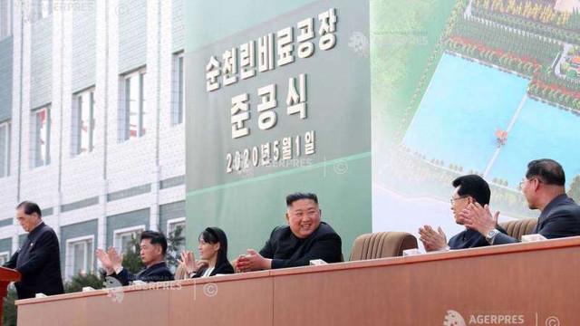 Liderul nord-coreean Kim Jong-un nu pare să fi fost supus unei intervenții chirurgicale, afirmă Coreea de Sud