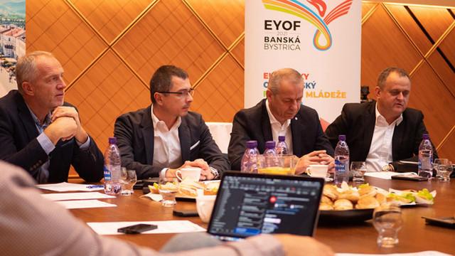 Festivalul Olimpic al Tineretului European din 2021 va fi amânat