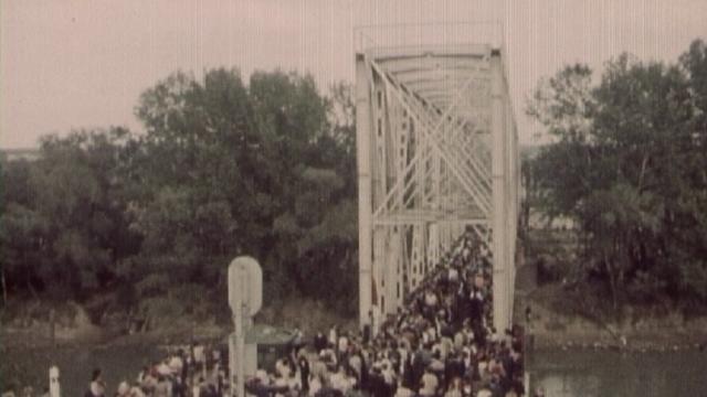Podul de flori de pe Prut - 30 de ani de visuri și speranțe MĂRTURII ȘI IMAGINI INEDITE (TVR Moldova)