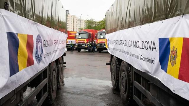 APEL | Ajutorul umanitar, în valoare de 3,5 milioane de euro, oferit de România, să fie primit cu onorurile de rigoare, în PMAN